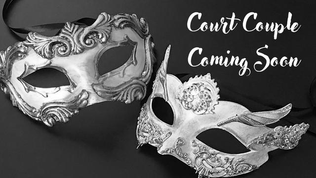 Lindsey & Clyde Baumgartner - Mardi Gras Ball Royal Court